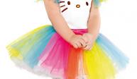 El disfraz de Hello Kitty, una gran idea para Carnaval