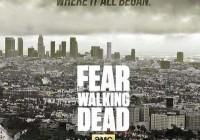 Ya puedes ver gratis Fear the Walking Dead
