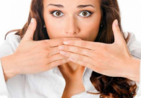 5 formas de combatir el mal aliento