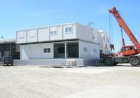 Alquiler de construcción modular para proyectos de construcción e ingeniería