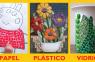 Ideas originales e innovadoras para hacer mosaicos