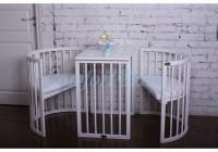 Máximo confort y funciones para tu bebe